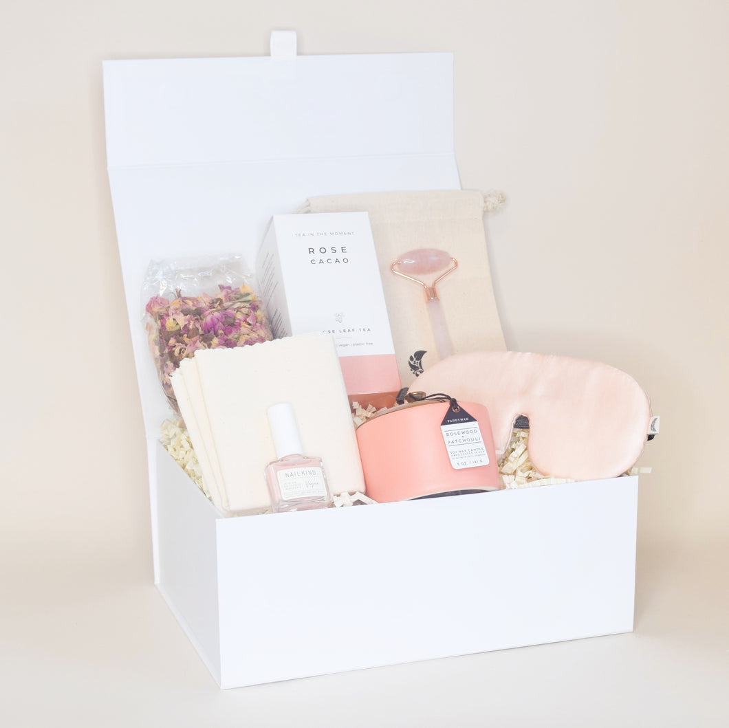 Pretty in Pink Deluxe Gift Box