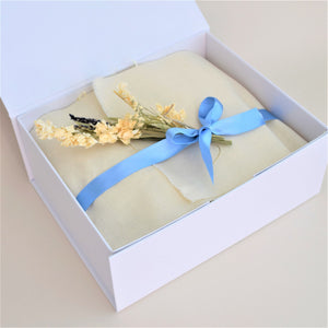 Relax & Pamper Gift Box Wrapping