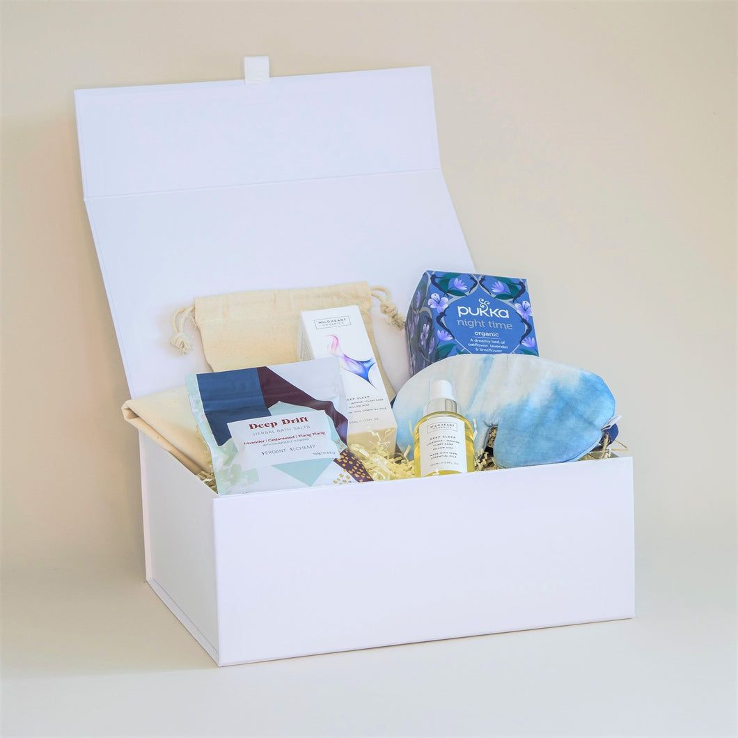 Sleep Well Deluxe Gift Box