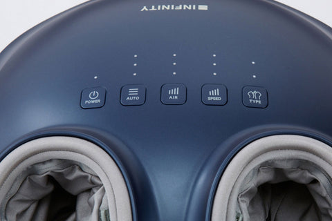 Infinity Shiatsu Foot Massager