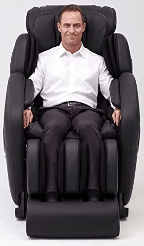 Inner Balance Jin Deluxe L-Track Massage Chair - Puretech Massage Chairs
