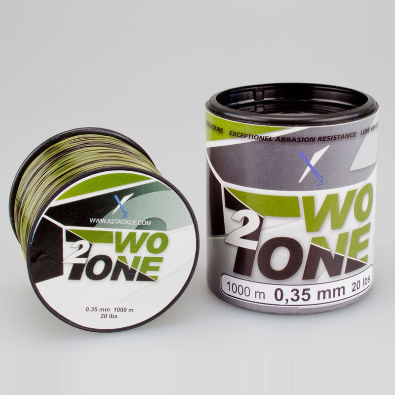 Two Tone 2 Camou Line  - 1000 0,35