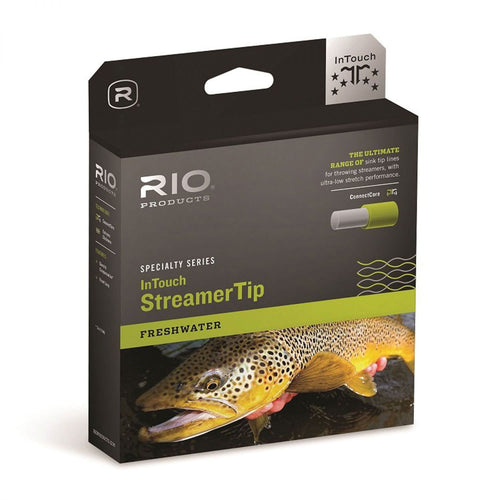 RIO In Touch Streamer Tip Freshwater WF8F/I