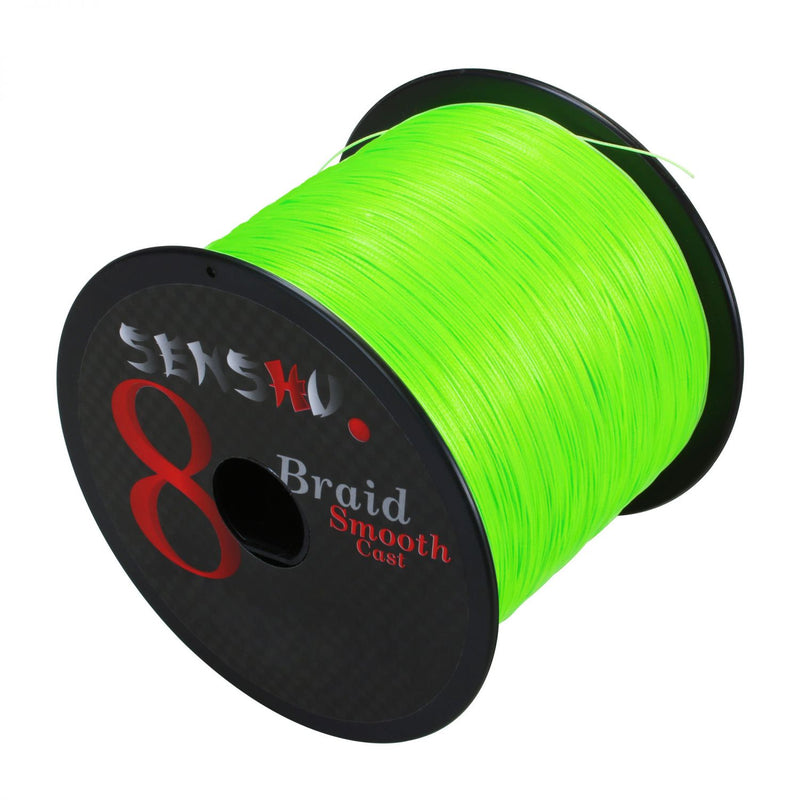 Smooth Cast High End Braid 10,3kg   von der Großspule