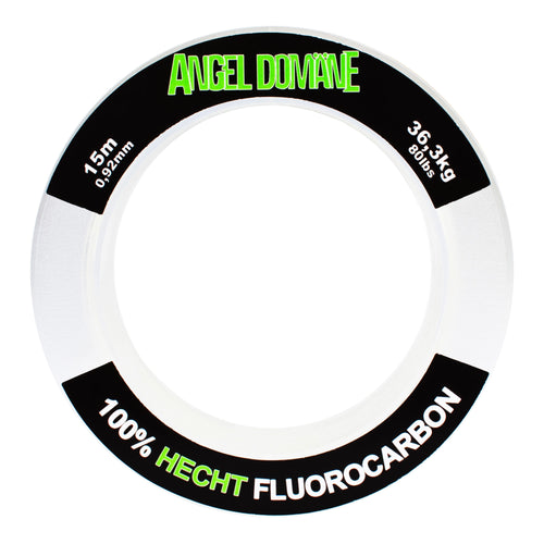 100% Gedde Fluorocarbon 0,92mm Forfang