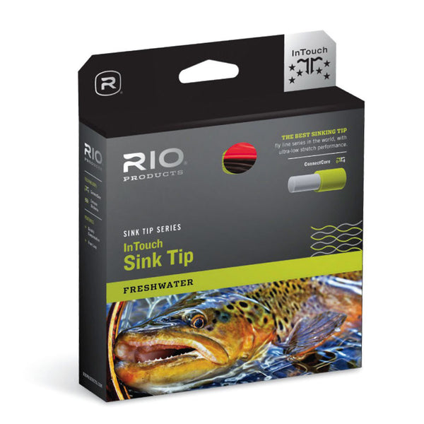 RIO Intouch 24ft Sink Tip Freshwater 150Strains