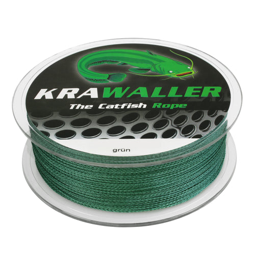 Krawaller The Catfish Rope - Rund Braid Fletline  0,45mm