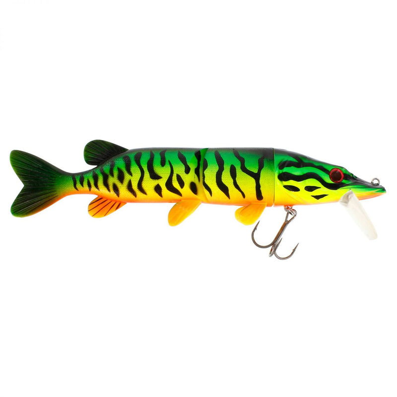Mike the Pike Real Swimbait Slow Sinking Crazy Firetiger 17cm 42g
