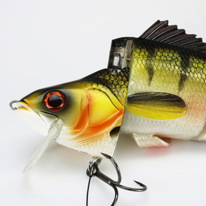 Westin Percy The Perch Real Swimbait Low Flydende100g