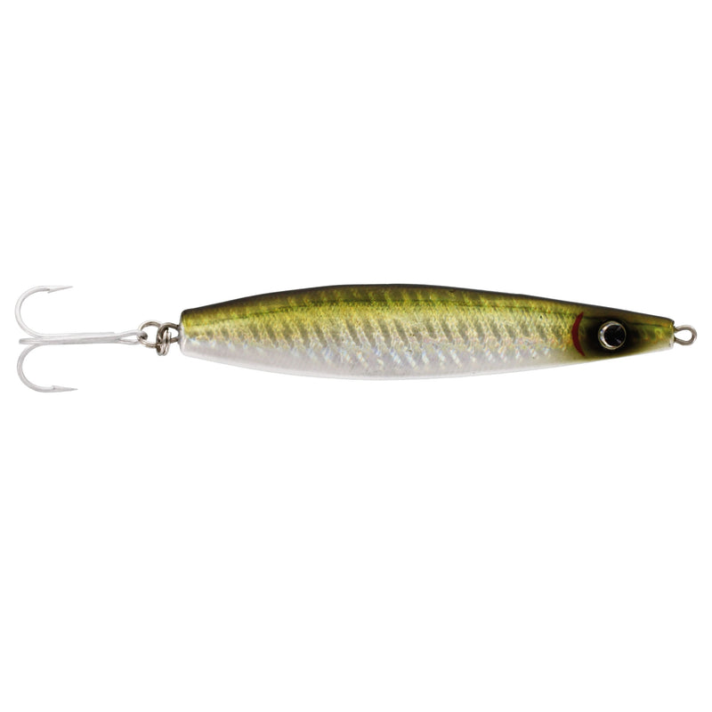 Meerforellenwobbler Salty 26g Green Sardine