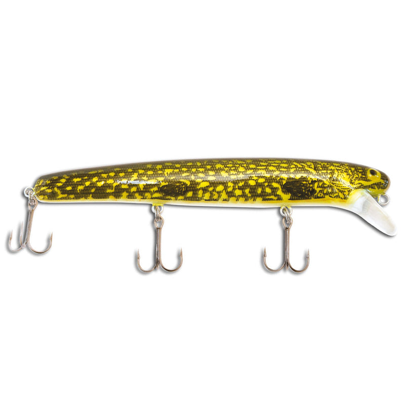 Jätte Wobbler 17cm Natural Pike