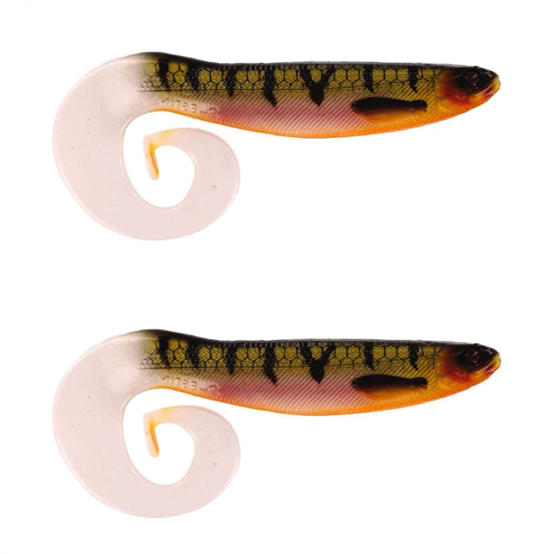CurlTeez Curltail 8,5cm 6g Bling Perch