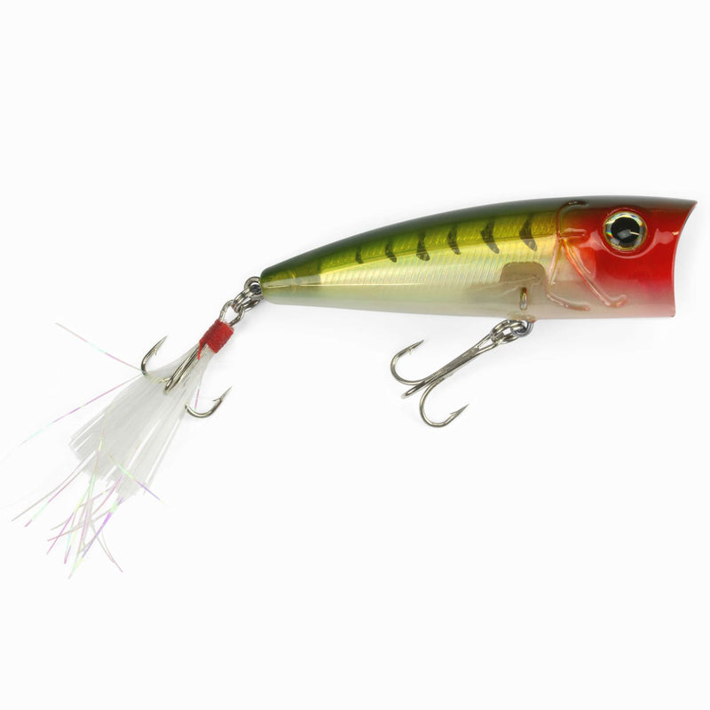 Catchslide Feather Popper 1 floating