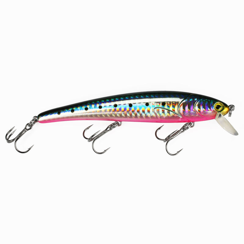 Pike Seducer 17g Farbe Blue Pink Belly