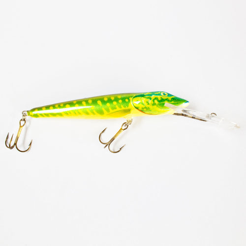 Pike SDR Wobbler Tiefläufer floating 9,0cm PE