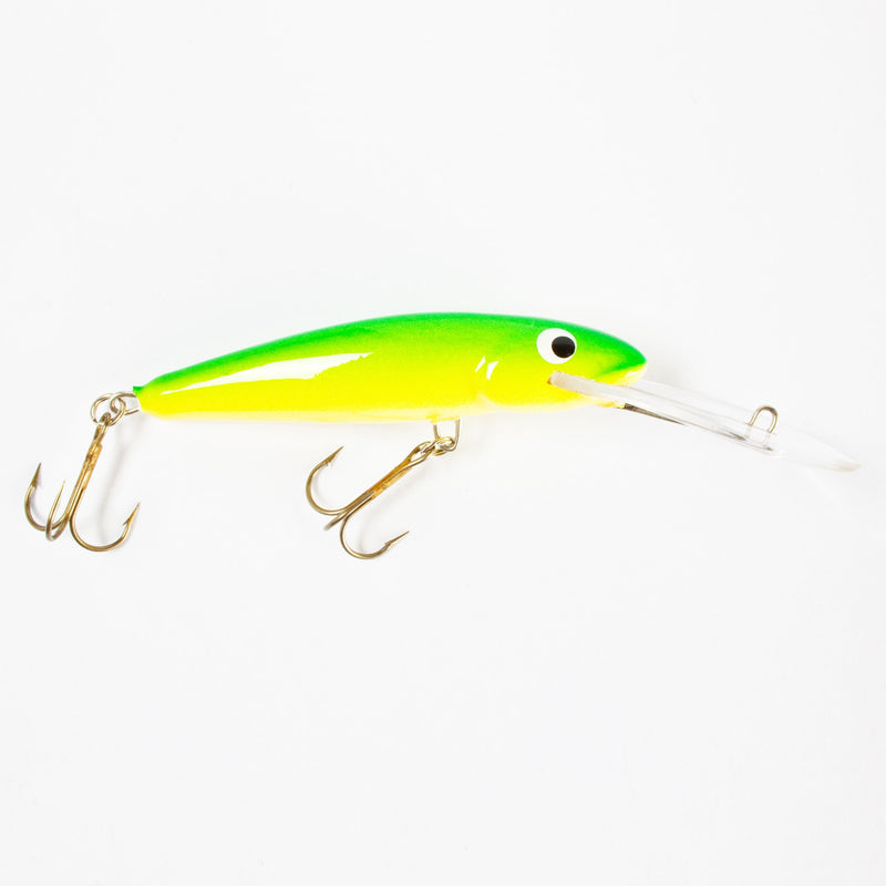 Trout SDR Wobbler Tiefläufer floating 7,0cm HG