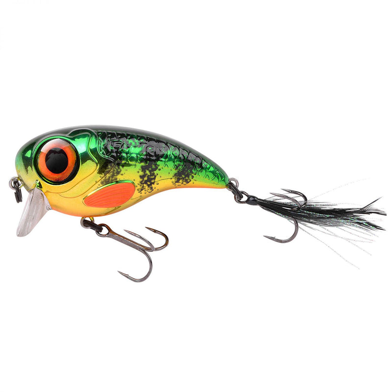 Fat Iris 60 Chrome Perch