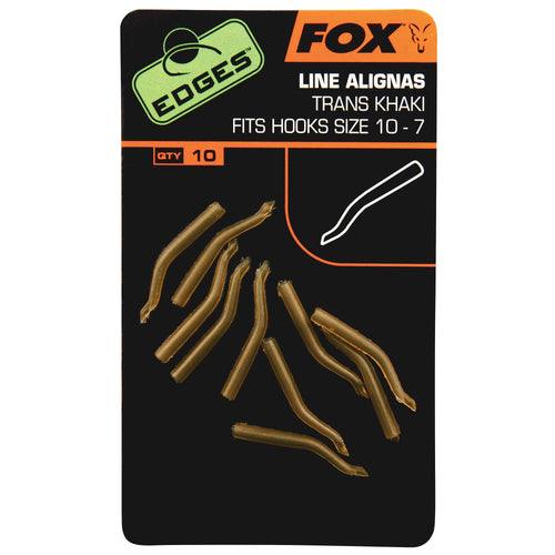 Fox Edges Line Aligner Hook Str. 10-7 Khaki