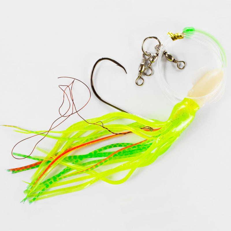 Team Deep Sea Squid Jig Rig