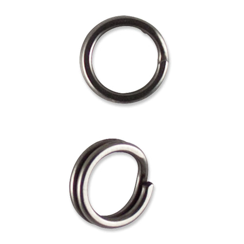 Owner Hyper Wire Stainless Split Rings (Ædelstål Springringe) 5196-084 Str. 8