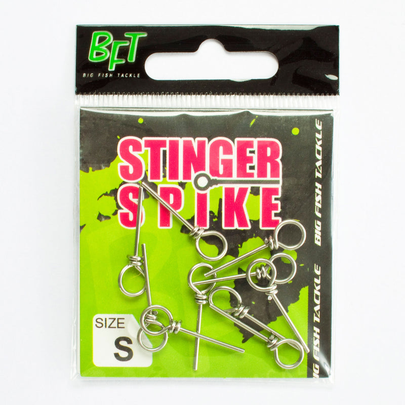 Stinger Spikes
