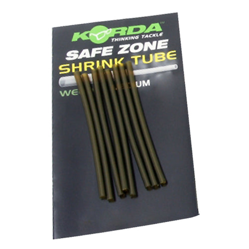 Safe Zone Shrink Tube  Weedy Green