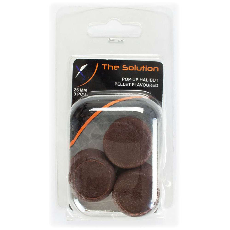 Pop-Up Halibut Pellet Flavoured 25mm