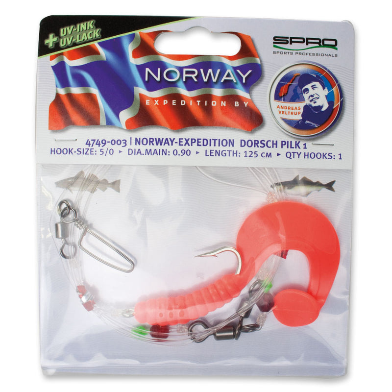 Spro Norway Expedition Norway Expedition Torsk Pirk 1 Rig