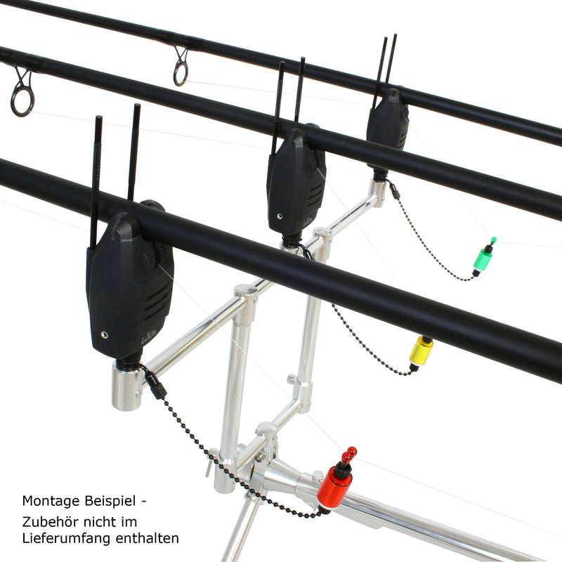 BAT-Tackle Indicator Bidmelder System Set 3+3