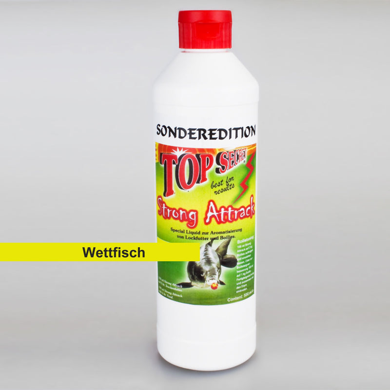 Top Secret Special Edition Flydende Lokkemiddel/ Emulsion 500 Ml