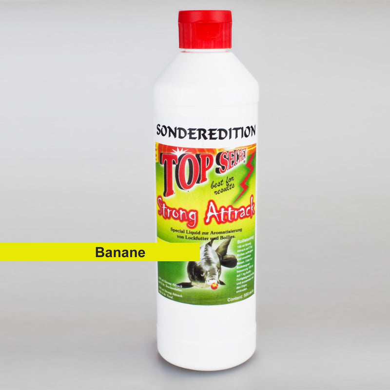 Sonderedition flüssig Lockstoff/ Emulsion 500 ml Banane