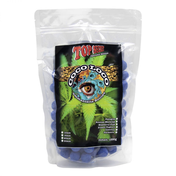 Top Secret Cannabis Edition Coco-Loco Boilies indkapslet