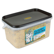 Indlæs billede til gallerivisning Crafty Catcher Big Hit Mixes Cloudy Spod Mix (Dry) 2,5kg