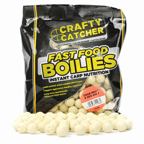 Crafty Catcher Fast Food Crab Meat & Sea Salt15mm