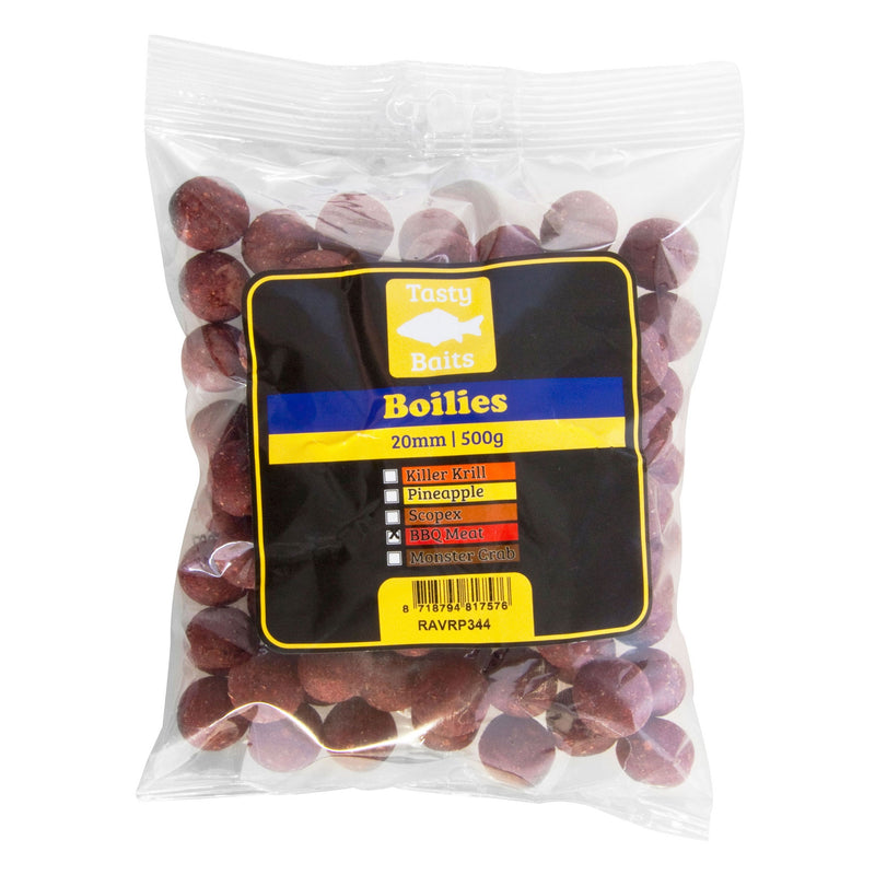 Boilies 20mm 500g BBQ Meat