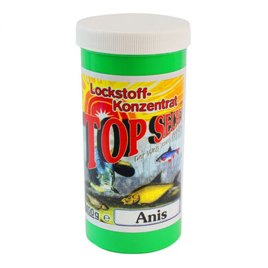 Top Secret Klassischer Pulver Lokkemiddel 100g