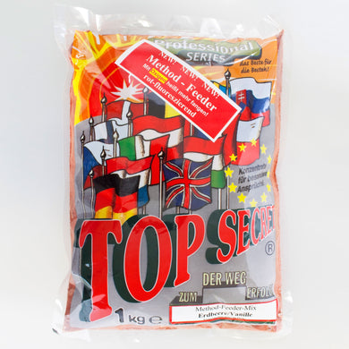 Top Secret Method Feeder Mix Med Oxigen 1Kg