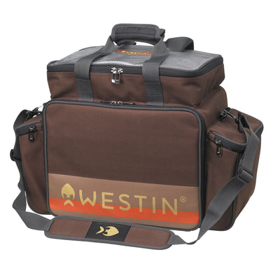 Westin W4 Vertical Master Bag, Strizzly Brun/Sort