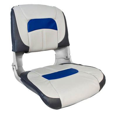 Waterside Luxus High Back Bådsæde (Boat Seat) Comfort Plus 76225GBC