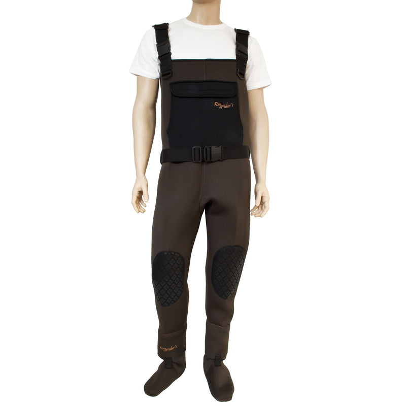 Roy Fishers Water trider Neopren tocking Foot Waders Med tøvlet
