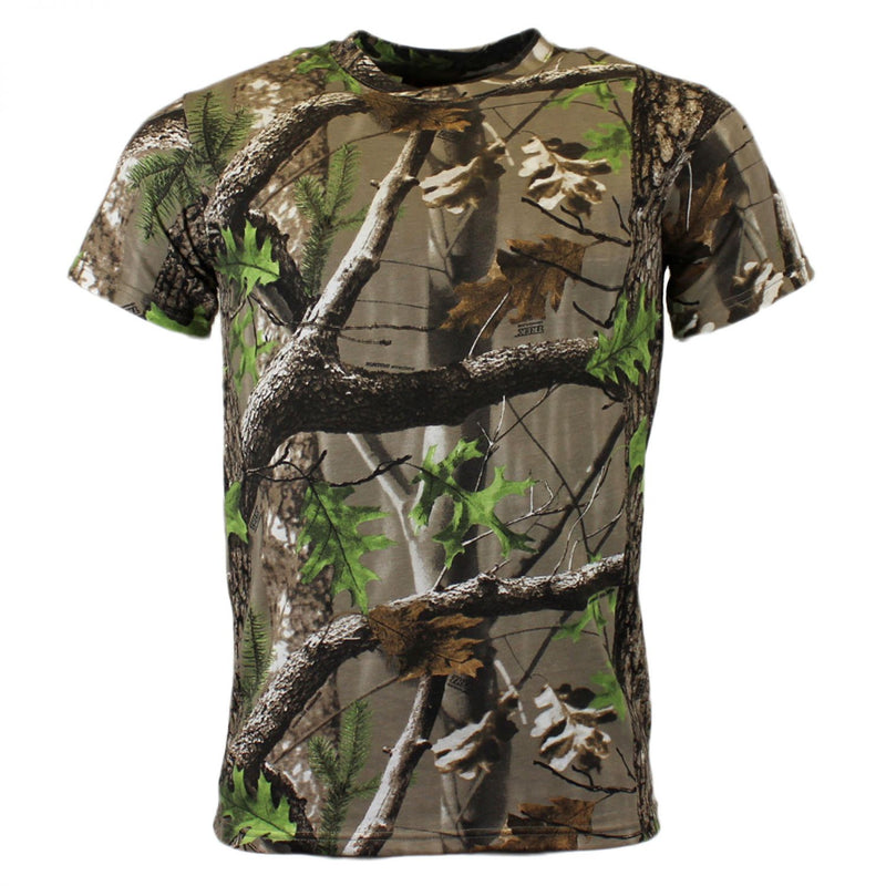 Game Trek Camo Realtree T-Shirt