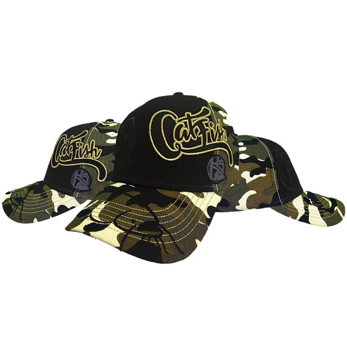 Hotspot Design Cap Catfish