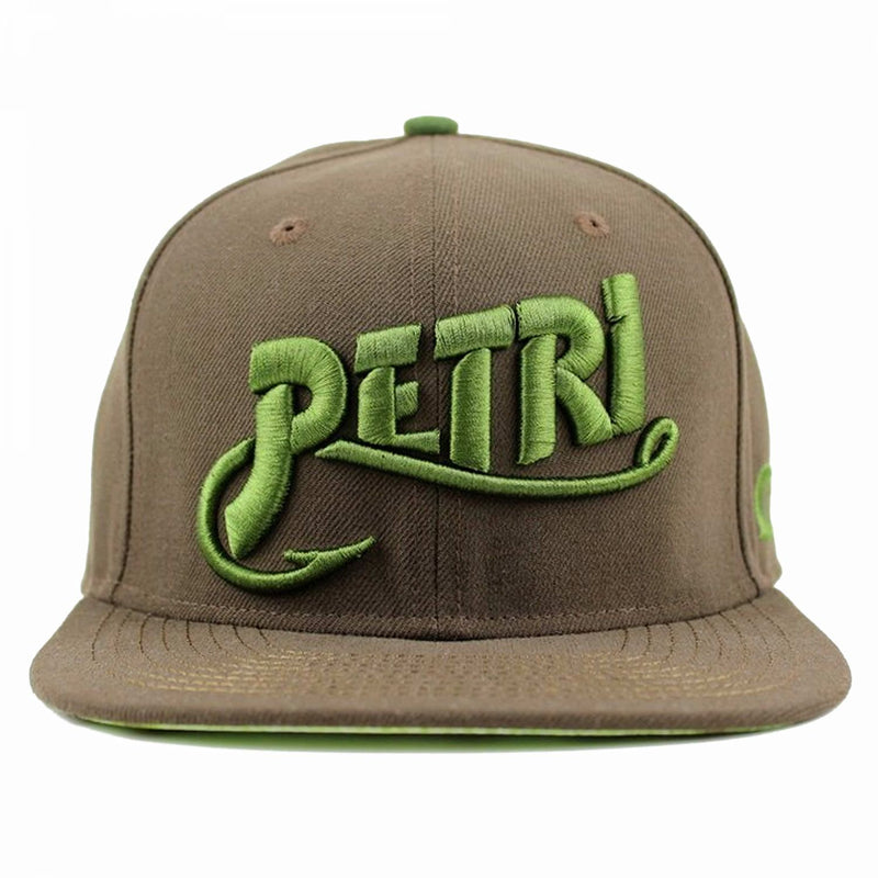 Petri Cap Brown Pike