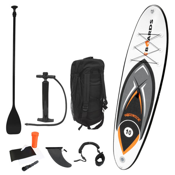 Waterside Missle SUP Stand Up Paddle Board Allround