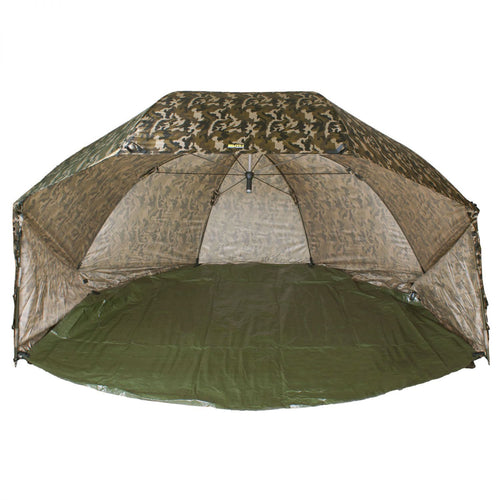 Faith Oval Brolly Complete 60inch Camo