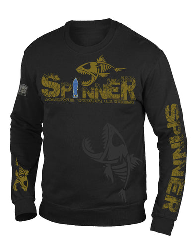 Hotspot Design Sweatshirt Spinner