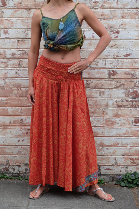 Carnelian Boho Convertible Pants (Available in Multiple Colors)