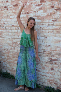 Malachite Convertible Skirt/Dress