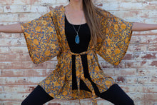 Load image into Gallery viewer, Sunstone Kimono with Belt