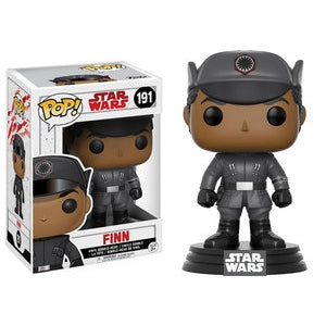 Funko Pop Star Wars Finn First Order Disguise #191